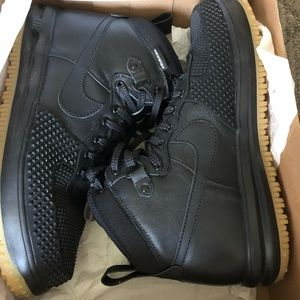 Mens Nike Lunar Force Duck Boots size 14